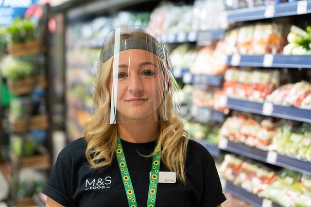 See yourself at M&S?