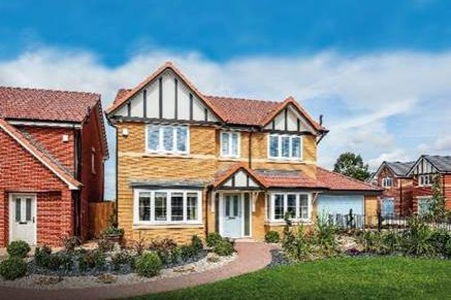 The Bayswater show home at Jones Homes' Simpson Park development