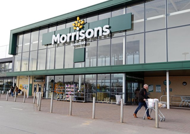 Takeover at Morrisons