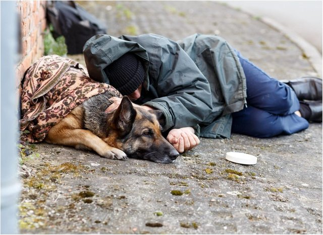 More than 350 households were homeless in Doncaster last winter.