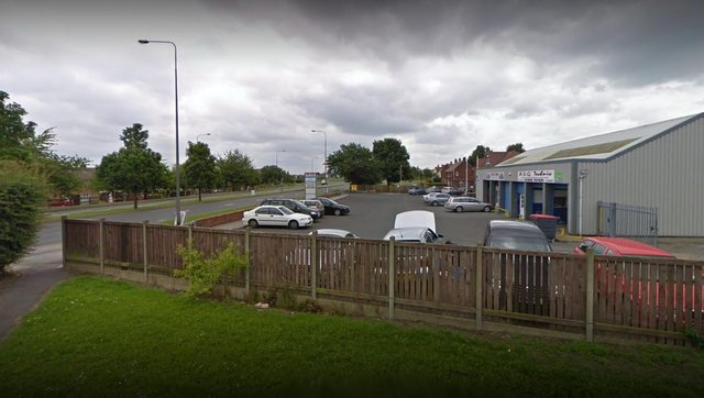 Police were called to an incident in Woodlands earlier today