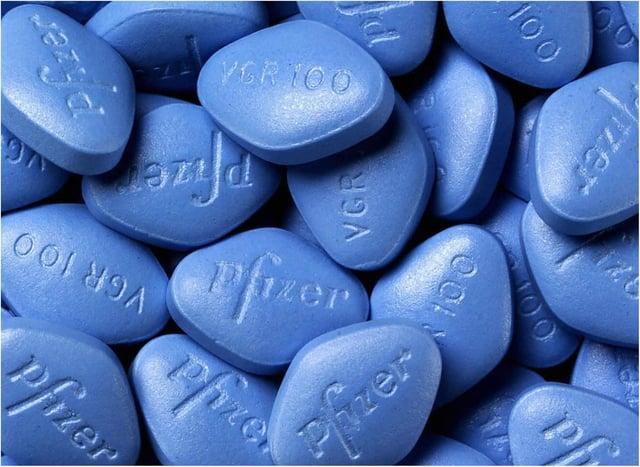 Doncaster tops the UK Viagra usage league.