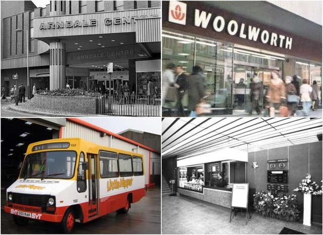 How much can you recall about Doncaster in the 80s and 90s?