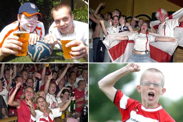 Football memories of Doncaster fans.
