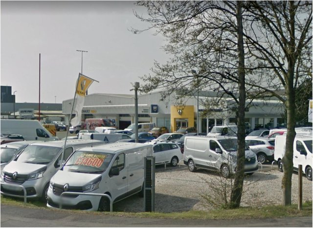 Evans Halshaw is closing its dealerships.