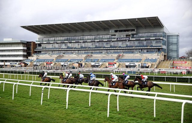 Doncaster Racecourse. Photo by Tim Goode - Pool/Getty Images