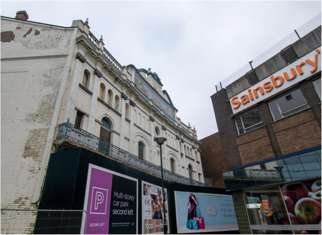 Doncaster's Grand Theatre has been closed for more than 25 years.