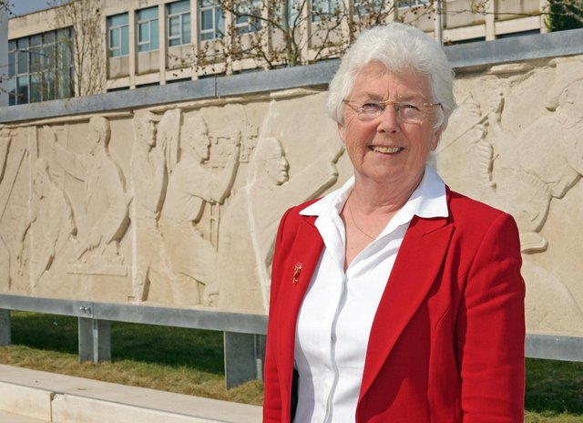 Ros Jones, Labour Mayoral candidate, pictured. Picture: NDFP-20-04-21-RosJones 6-NMSY
