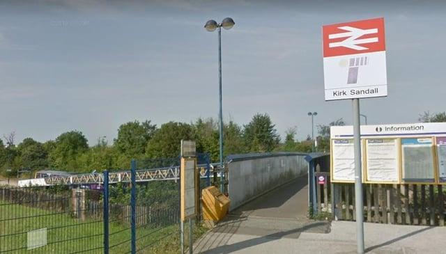 Kirk Sandall station
