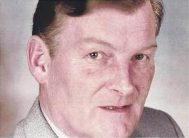 Richard David Brunton served in the Korean War.