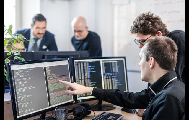The IT sector is expanding, with software engineers, web developers, and online security specialists being more in demand