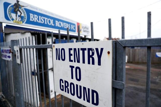 Bristol Rovers' Memorial Stadium. Photo: Dan Istitene/Getty Images