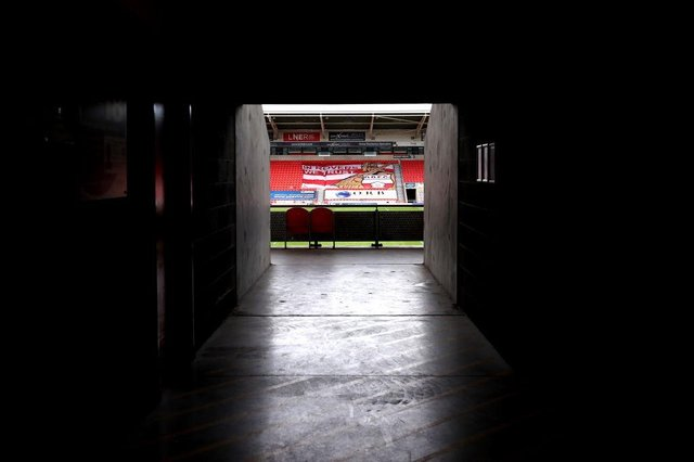 Keepmoat Stadium. (Photo by George Wood/Getty Images)