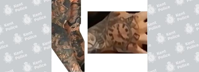 The tattoos