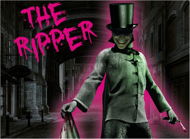 Can you catch The Ripper on the loose in Doncaster?