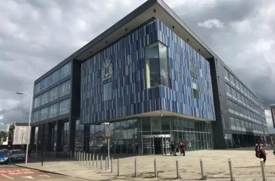 Doncaster Council's civic offices at Waterdale