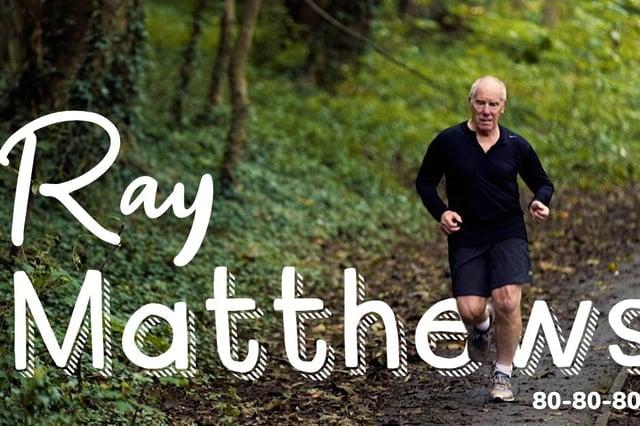 Ray Matthews - Doncaster marathon runner.
