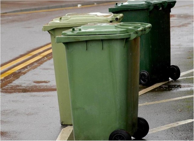 Green bin collections are being suspended in Doncaster.