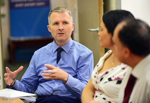 Rupert Suckling, Doncaster director of public health