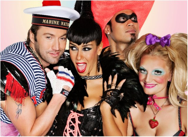 The Vengaboys are coming to Doncaster.