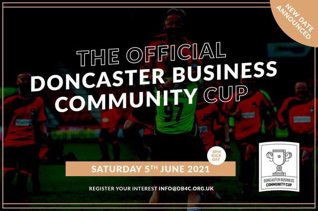 Doncaster Business Community Cup
