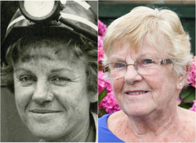 Pit nurse Joan Hart, who cared for more than 5,000 miners, has died at the age of 89.